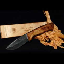 Knives of Lucerne - Kaukasus Nuss