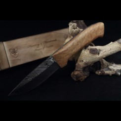 Knives of Lucerne - Coolibah Burl